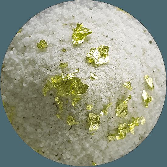 Kraftsalz Zitronengras - 50g, 100g, 1000g und 2000g
