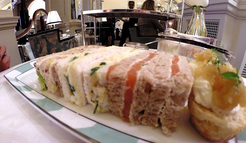 Afternoon Tea at Claridge's - mehr als nur Sandwiches & Patisserie