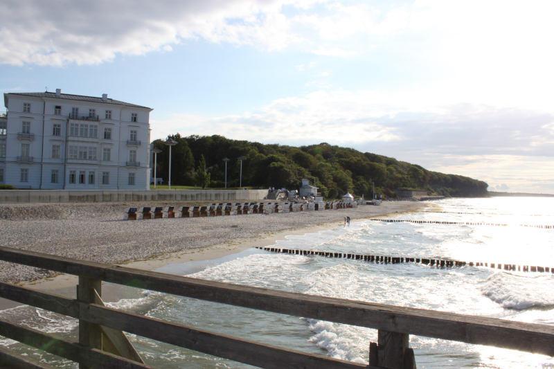 Grand Hotel Heiligendamm - pure Entspannung an der Ostsee