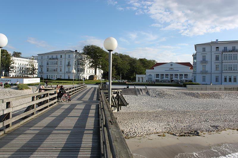 Grand Hotel Heiligendamm - garantiert einen Besuch wert.