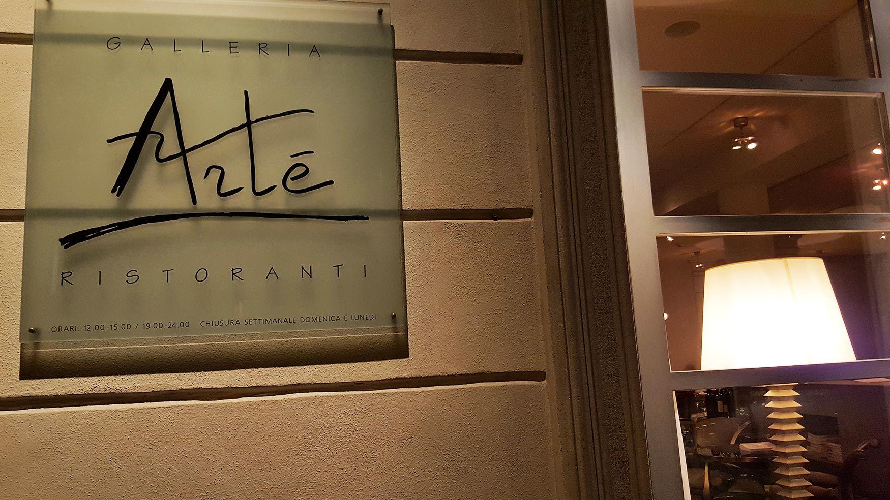 Restaurant Arté al Lago - Immer einen Besuch wert. Tischreservierung empfohlen!