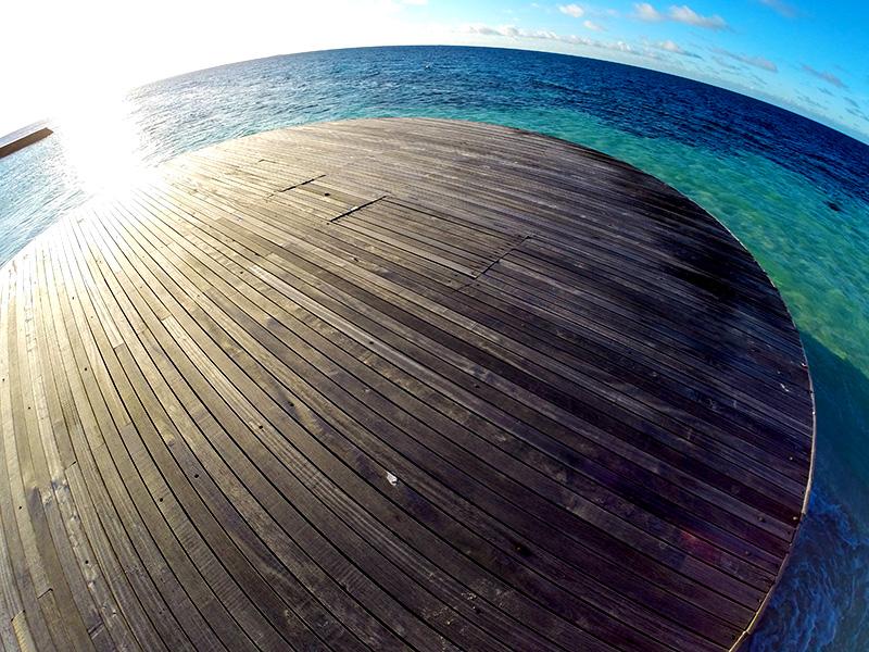 W Retreat and Spa Malediven - runde Sache!