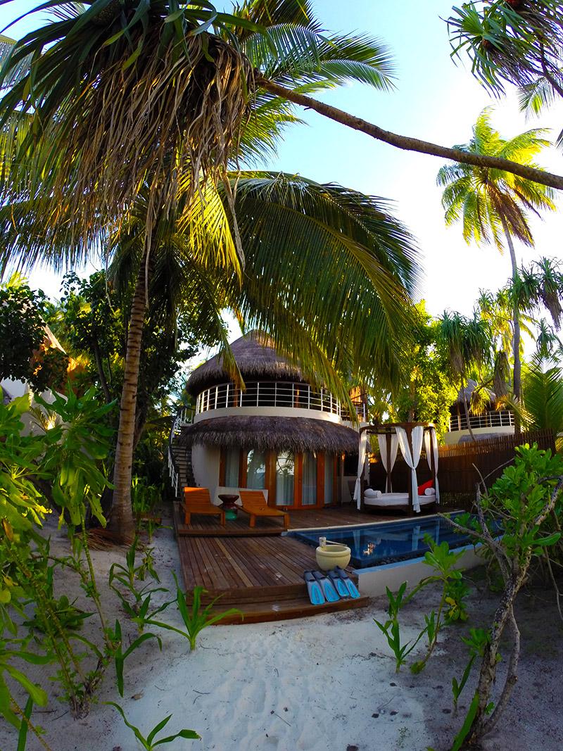 W Retreat and Spa Malediven - Strandvilla