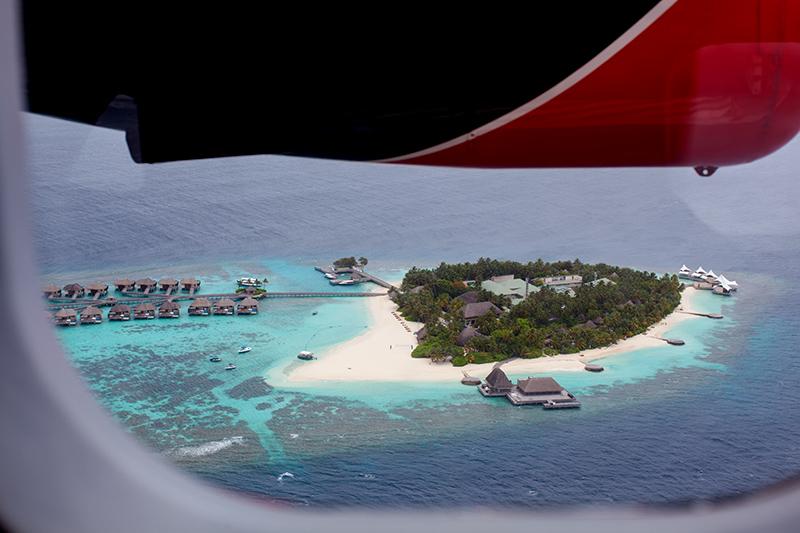 W Retreat and Spa Malediven - winzig und doch so gross.