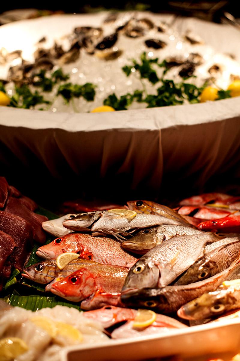 W Retreat and Spa Malediven - frische Fische & in Hauch von Fine Dining