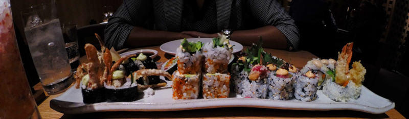 Zuma in London ist eine kulinarische Reise
